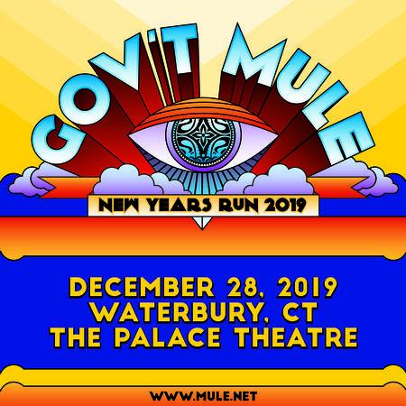 12/28/19 The Palace Theatre, Waterbury, CT