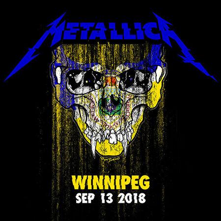 09/13/18 Bell MTS Place, Winnipeg, MB