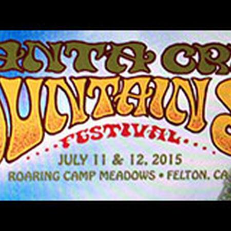 07/12/15 Santa Cruz Mountain Sol, Felton, CA