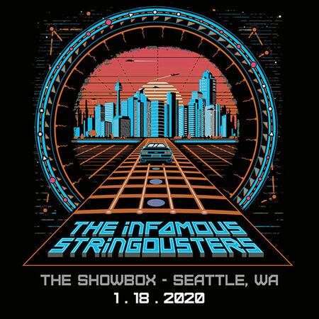 01/18/20 The Showbox, Seattle, WA