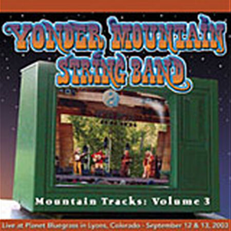 Mountain Tracks: Volume 3