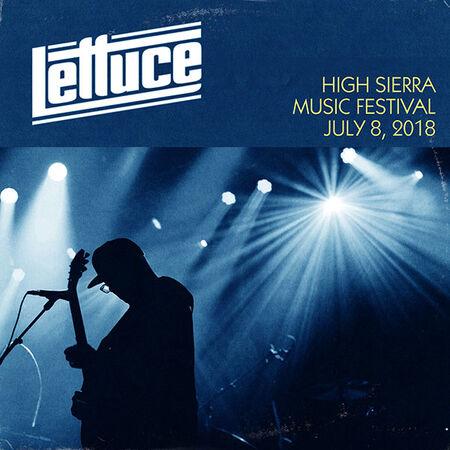 07/08/18 High Sierra Music Festival, Quincy, CA