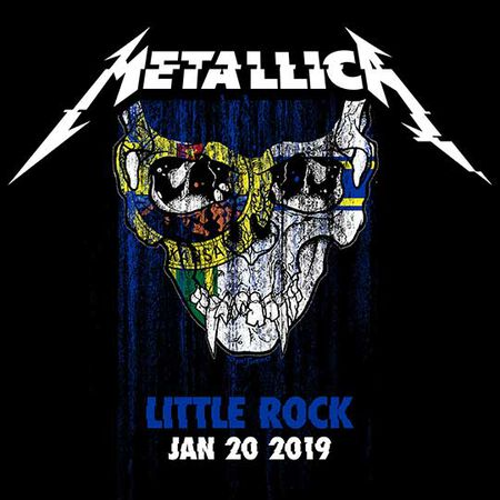 01/20/19 Verizon Arena, Little Rock, AR