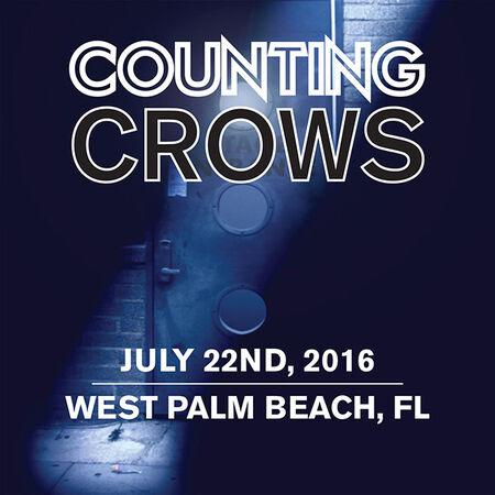 07/22/16 Perfect Vodka Amphitheatre, West Palm Beach, FL
