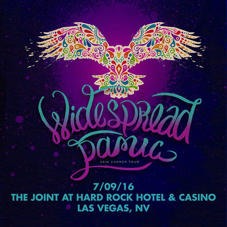07/09/16 The Joint at Hard Rock Hotel & Casino, Las Vegas, NV