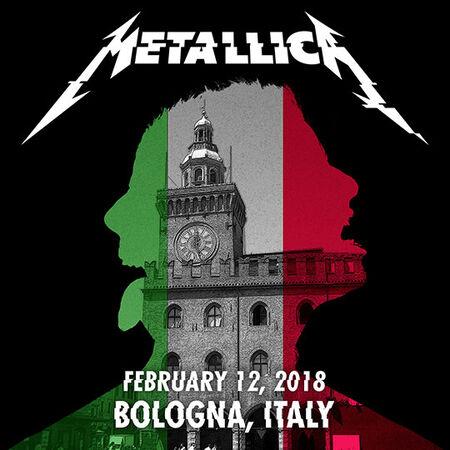 02/12/18 Unipol Arena, Bologna, IT