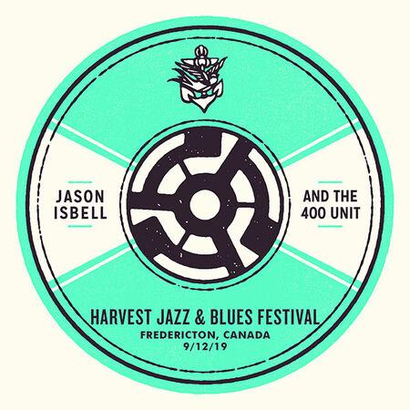 09/12/19 Harvest Jazz & Blues Festival , Fredericton, NB