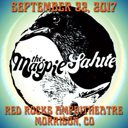 09/22/17 Red Rocks Amphitheatre, Morrison, CO