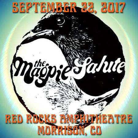 09/22/17 Red Rocks Amphitheatre, Morrison, CO