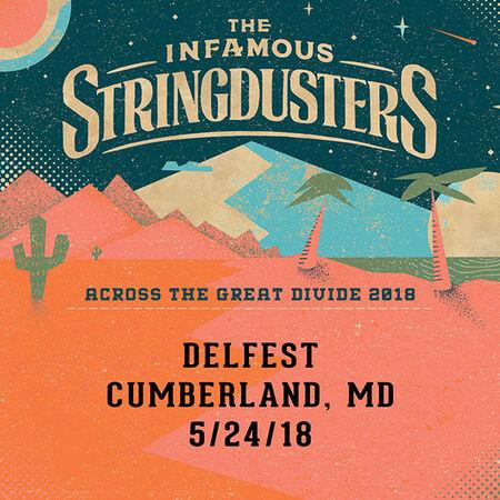 05/24/18 Delfest, Cumberland, MD
