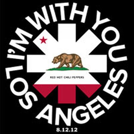 08/12/12 Staples Center, Los Angeles, CA