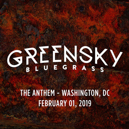 02/01/19 The Anthem, Washington, DC