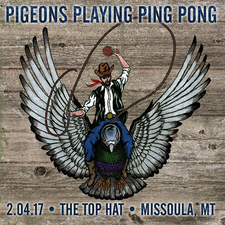 02/04/17 The Top Hat, Missoula, MT