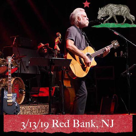 03/13/19 Count Basie Theatre, Red Bank, NJ