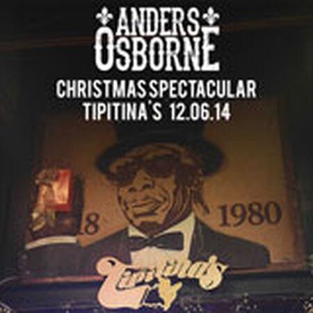 12/06/14 Tipitina's Uptown, New Orleans, LA