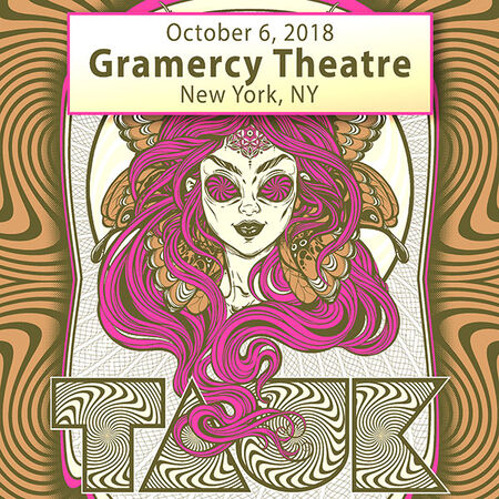 10/06/18 Gramercy Theatre, New York, NY