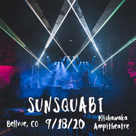 09/18/20 Mishawaka Amphitheater, Bellvue, CO