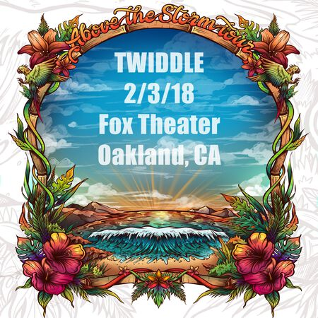 02/03/18 Fox Theater, Oakland, CA