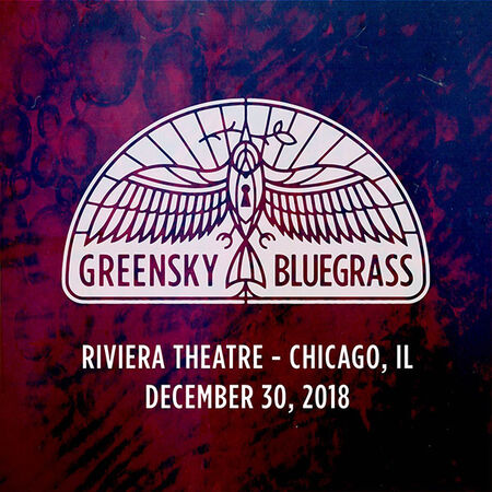 12/30/18 Riviera Theatre, Chicago, IL