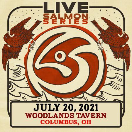 07/20/21 Woodlands Tavern, Columbus, OH