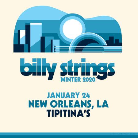 01/24/20 Tipitina's, New Orleans, LA