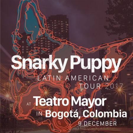 12/09/17 Teatro Mayor, Bogotá, COL