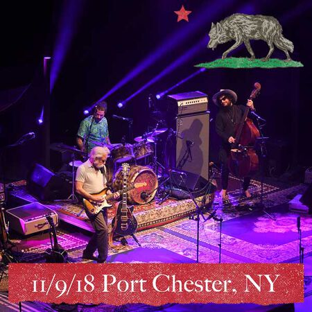 11/09/18 Capitol Theatre, Port Chester, NY