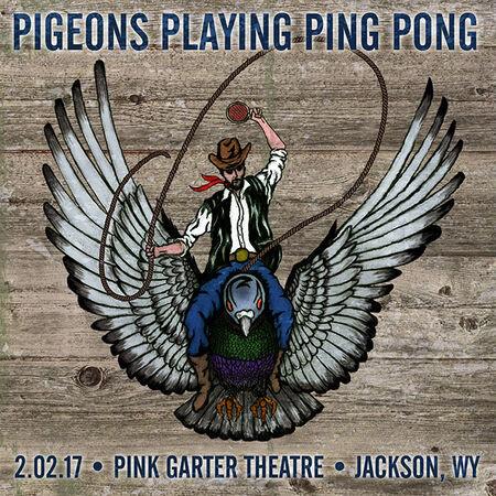 02/02/17 Pink Garter Theatre, Jackson, WY