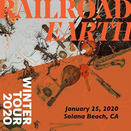01/25/20 Belly Up Tavern, Solana Beach, CA