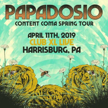 04/11/19 Club XL Live, Harrisburg, PA