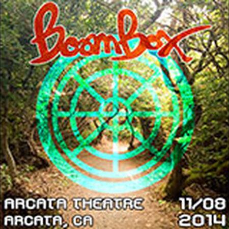 11/08/14 Arcata Theatre, Arcata, CA