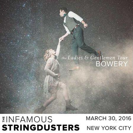 03/30/16 The Bowery Ballroom, New York, NY