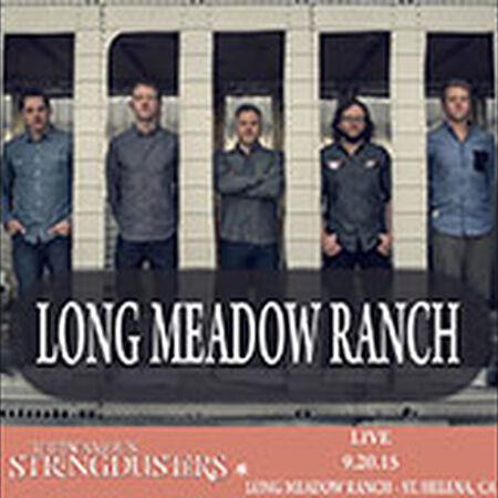 09/20/15 Long Meadow Ranch, St. Helena, CA