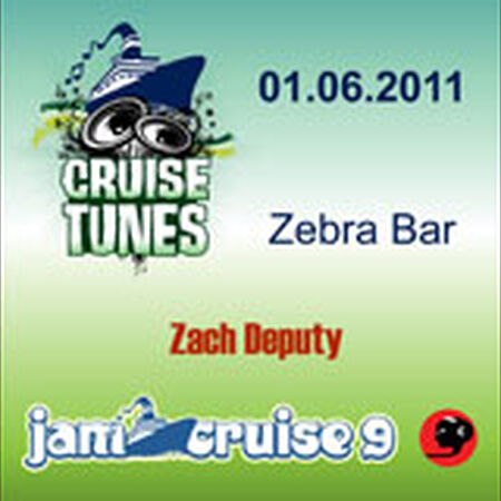 01/06/11 Zebra Bar, Jam Cruise, US