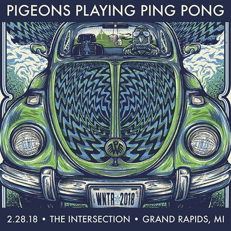02/28/18 The Intersecton, Grand Rapids, MI