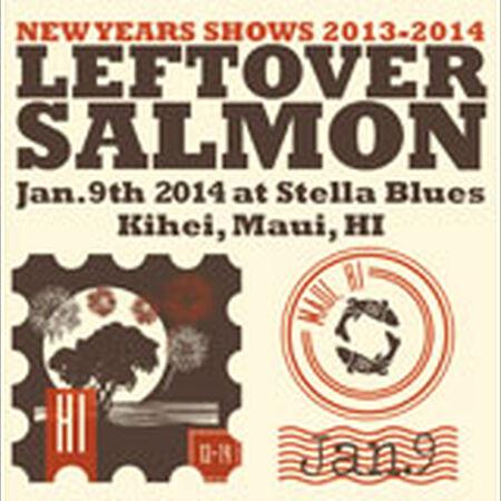 01/09/14 Stella Blues, Kihei, HI