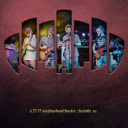 04/27/17 Neighborhoood Theatre, Charlotte, NC