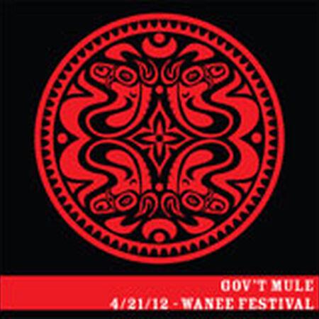 04/21/12 Wanee Music Festival, Live Oak, FL