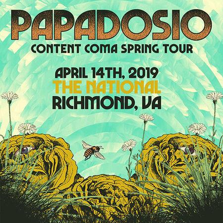 04/14/19 The National, Richmond, VA