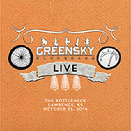 10/23/14 The Bottleneck, Lawrence, KS