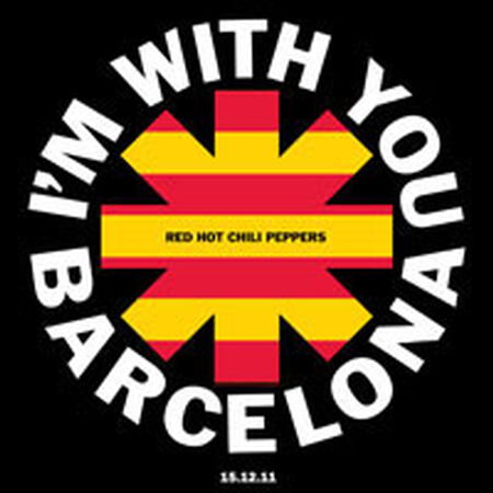 12/15/11 Palau Sant Jordi, Barcelona, ESP