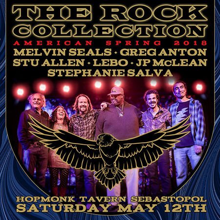 05/12/18 The Hopmonk Tavern, Sebastopol, CA
