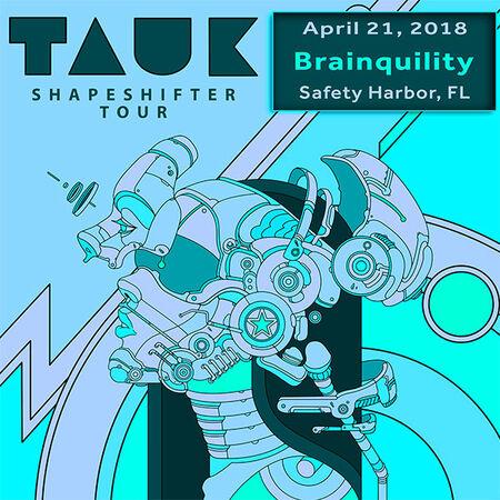 04/21/18 Brainquility Music Festival, Safety Harbor, FL