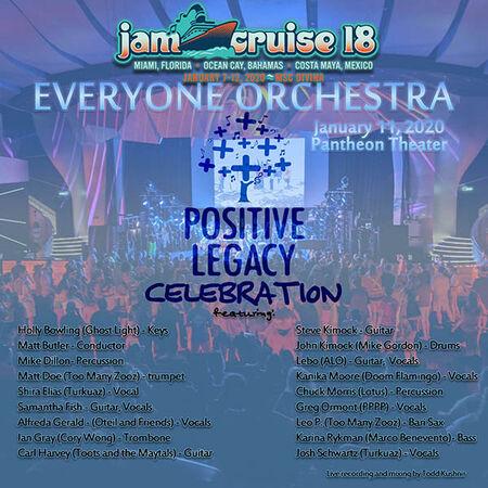 01/11/20 Jam Cruise, Miami, FL