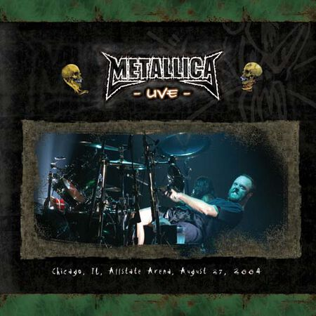 08/27/04 Allstate Arena, Chicago, IL