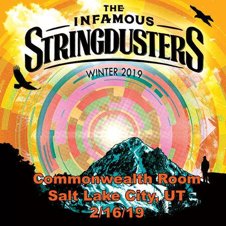 02/16/19 The Commonwealth Room, Salt Lake City, UT