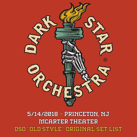 05/14/18 McCarter Theatre, Princeton, NJ