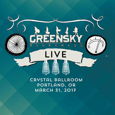03/31/17 Crystal Ballroom, Portland, OR