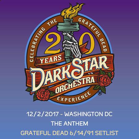 12/02/17 The Anthem, Washington, DC