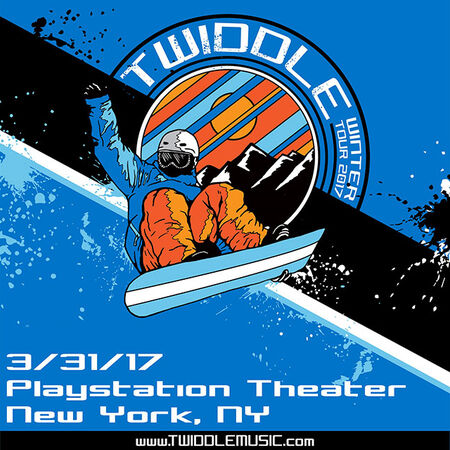 03/31/17 PlayStation Theater, New York, NY